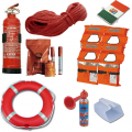 Safety Equipment Kit Within 3 Miles 4 or 6 people