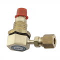Gas adapter