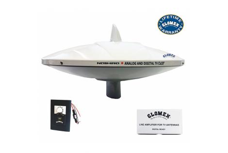 GLOMEX TV antenna Nashira AGC 9112