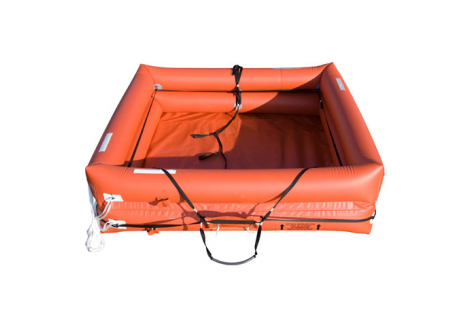 Coastal Arimar Life Raft Within 12 Miles